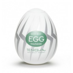 Masturbator Tenga - Hard Boiled Egg - Thunder (2)