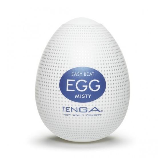 Masturbator Tenga - Hard Boiled Egg - Misty