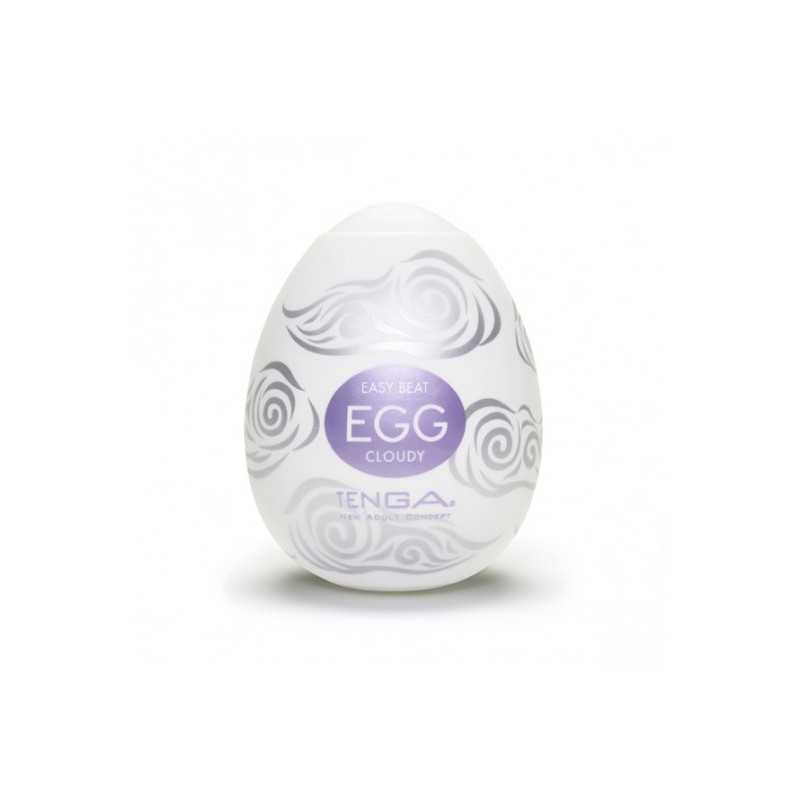 Masturbator Tenga - Hard Boiled Egg - Cloudy
