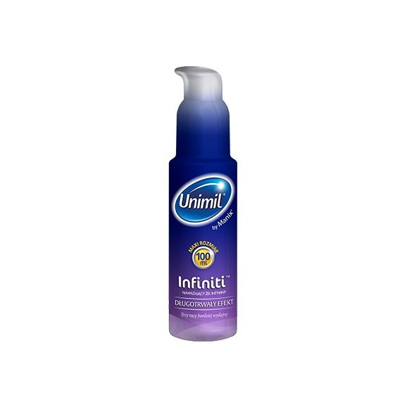 Lubrykant UNIMIL: Infiniti żel silikonowy 100 ml