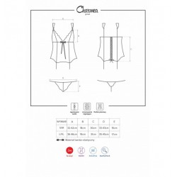 Charmea gorset L/XL (8)
