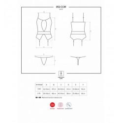 812-COR gorset czarny L/XL (8)