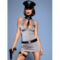Police dress kostium L/XL