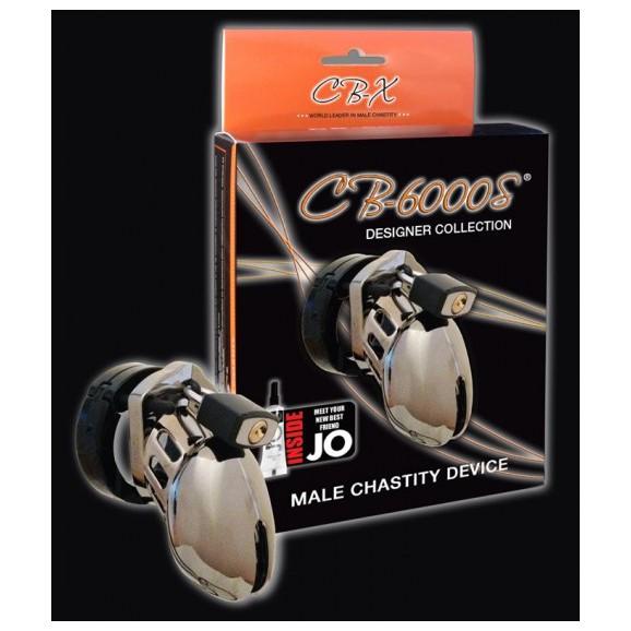 CB-6000S CHROME - pas cnoty