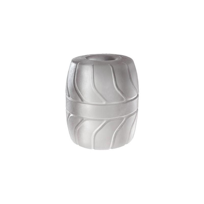 Rozciągacz do jąder Perfect Fit - SilaSkin Ball Stretcher 50 mm (biały)
