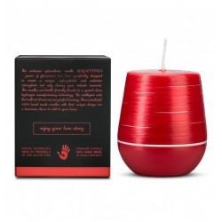MAGNETIFICO Candle Sweet Strawberries - Afrodyzjakowa Świeca (4)