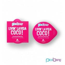 Picobong Świeca do masażu - kokosowo-waniliowa (2)