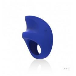 Wibrujący pierścień na penisa Lelo - Pino (niebieski)