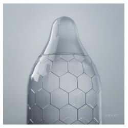 LELO - HEX Original prezerwatywy lateksowe (12 sztuk)