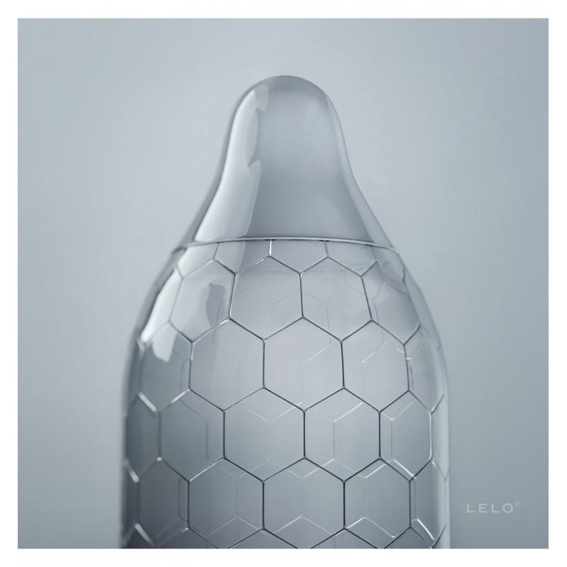 LELO - HEX Original prezerwatywy lateksowe (36 sztuk)