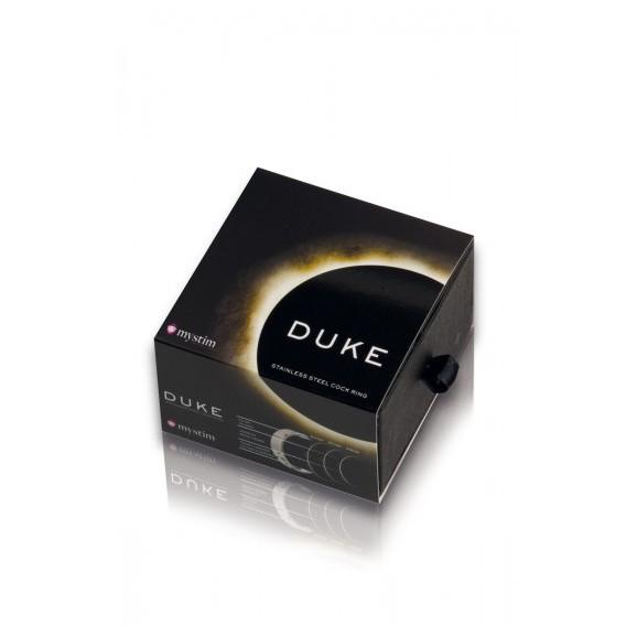 Pierścień na penisa His Ringness The Duke 48mm grawerowany