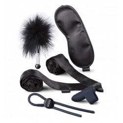 Zestaw FSoG - Principles of Lust Romantic Couples Kit Black