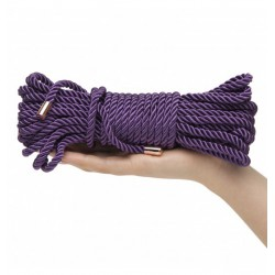 Sznur Fifty Shades Freed - Want to Play? 10m Silky Bondage Rope (5)