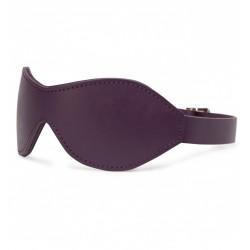 Opaska na oczy Fifty Shades Freed - Cherished Collection Leather Blindfold (4)