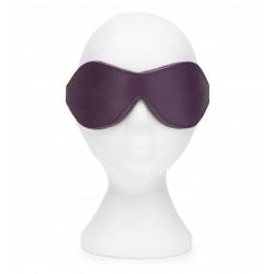 Opaska na oczy Fifty Shades Freed - Cherished Collection Leather Blindfold (5)
