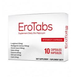 Ero Tabs 10 Tabletek Na Potencje i Erekcje